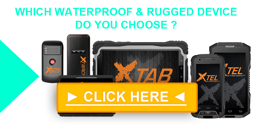 Waterproof & Rugged Phones and Tablets